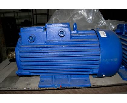 Электродвигатель  MTH 111-6 3,5 кВт. 1000 об/мин производитель Сибэлектромотор