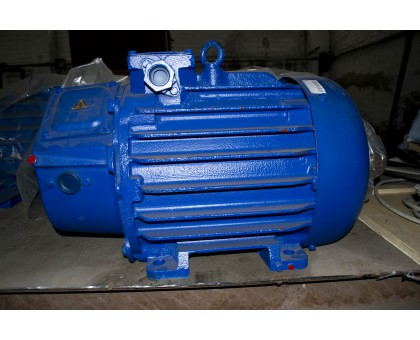 Электродвигатель  MTH 312-6 15 кВт. 950 об/мин производитель Сибэлектромотор