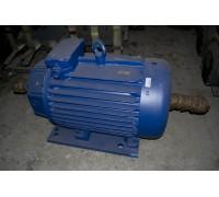 Электродвигатель  MTH 611-6 75 кВт. 955 об/мин