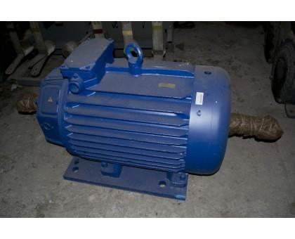 Электродвигатель  MTH 613-6 110 кВт. 970 об/мин производитель Сибэлектромотор
