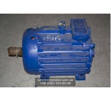 Электродвигатель  МТКН 312-8 11 кВт. 700 об/мин