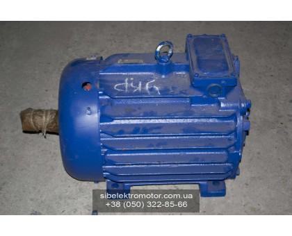 Электродвигатель  МТКН 312-8 11 кВт. 700 об/мин производитель Сибэлектромотор
