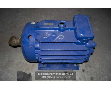 Электродвигатель  МТКН 411-6 22 кВт. 935 об/мин производитель Сибэлектромотор