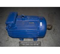 Электродвигатель  4МТКМ 225 L6 55 кВт. 925 об/мин