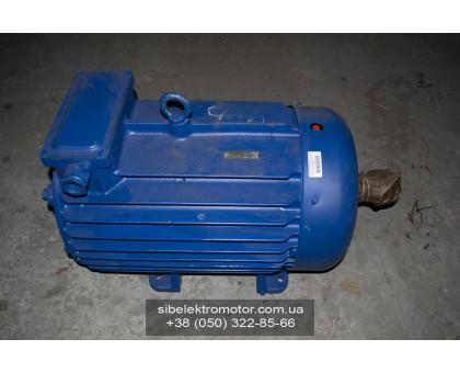 Электродвигатель  4МТКМ 225 L6 55 кВт. 925 об/мин производитель Сибэлектромотор