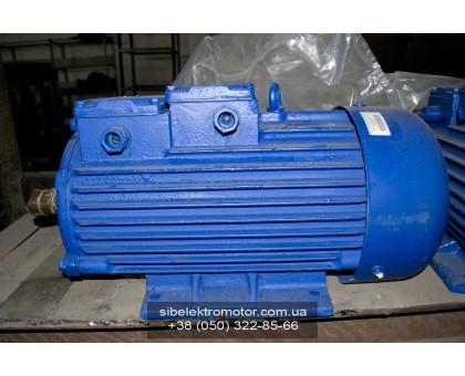Электродвигатель  MTH 112-6 5 кВт. 1000 об/мин производитель Сибэлектромотор