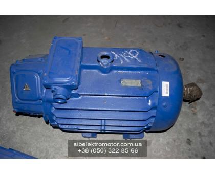 Электродвигатель  4MT 200 LВ6 30 кВт. 960 об/мин производитель Сибэлектромотор