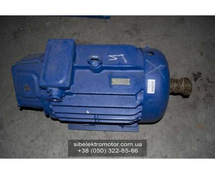 Электродвигатель  MTH 411-6 22 кВт. 960 об/мин производитель Сибэлектромотор