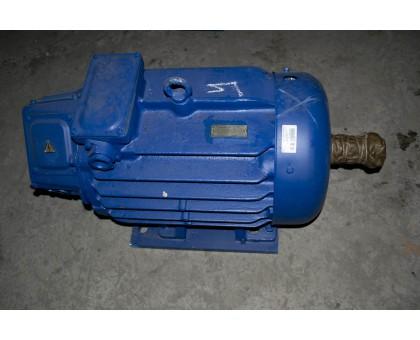 Электродвигатель  MTH 411-8 15 кВт. 720 об/мин производитель Сибэлектромотор