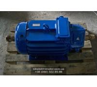 Электродвигатель  MTH 412-6 30 кВт. 960 об/мин