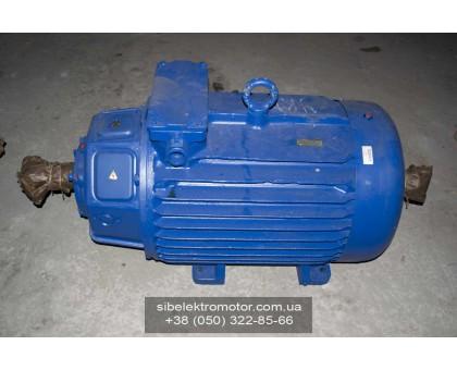 Электродвигатель  4MTM 280 L10 75 кВт. 575 об/мин производитель Сибэлектромотор