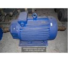 Электродвигатель  MTH 613-10 75 кВт. 575 об/мин