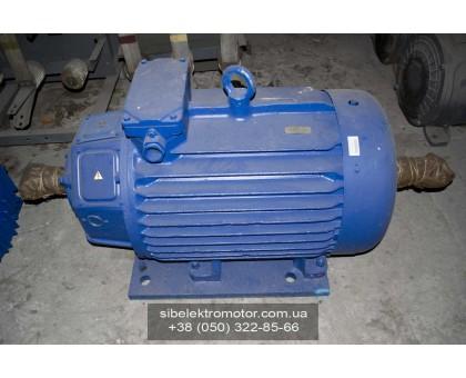 Электродвигатель  MTH 613-10 75 кВт. 575 об/мин производитель Сибэлектромотор